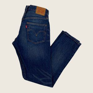 Levi's 501 Custom Classic Fit Button Fly Jeans